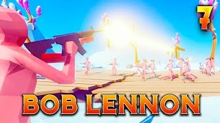 TOTALLY ACCURATE BATTLE SIMULATOR !!! Ep.7 : UPDATE DES NEONS !!! Gameplay PC FR Bob Lennon