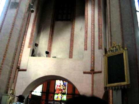 Turku Cathedral Finland Travel