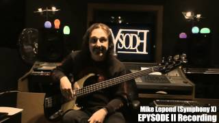 EPYSODE - Mike Lepond (Symphony x) Part II