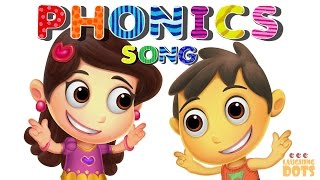 Phonics Songs for Kids | Alphabet Sounds | Collection of Alphabet Phonics| laughing dots kids