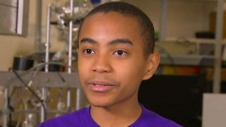 14-year-old prodigy graduates college