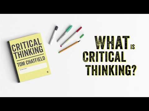 i am a critical thinker now Video: qualities of a critical thinker are you a critical thinker this lesson looks at the qualities necessary for critical thinking and why this is useful for.