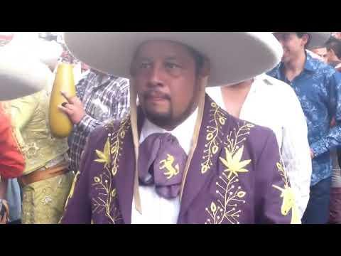 CARNAVAL DE STA.MARIA AZTAHUACAN 2012 CON LOS CHAROS NUEVOS.