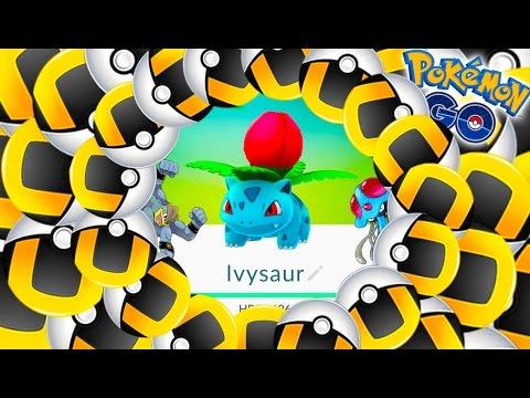 NEW RARE POKEMON + ULTRA BALLS! - Pokemon Go - BEST LEVEL IN THE GAME!