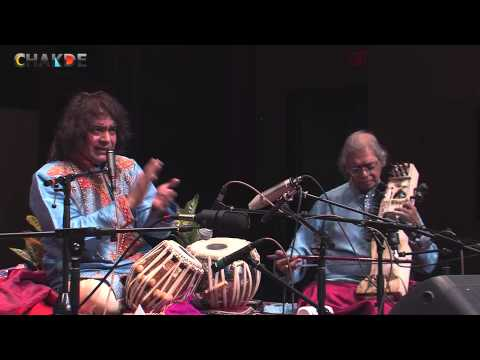 Tabla Maestro Ustad Tari Khan - Calgary Concert video