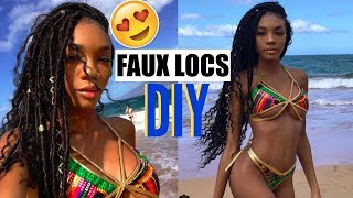 Download Lagu HOW TO: FAUX LOCS (Dread Extensions) Gratis STAFABAND