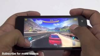 Micromax Canvas Spark Q380 Gaming Review with Asphalt 8 and Subway Surfers