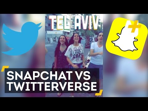 Tel Aviv Snapchat Story Angers Twitter Users On Gaza War Anniversary