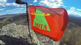 SOTA Signals from Signal Butte