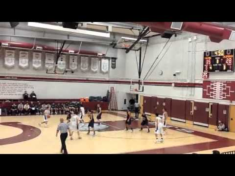 Joseph Dionisio 2011-2012 Season Highlights