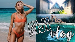 FIJI VLOG: INSANE PRIVATE VILLA WITH YOUTUBERS!