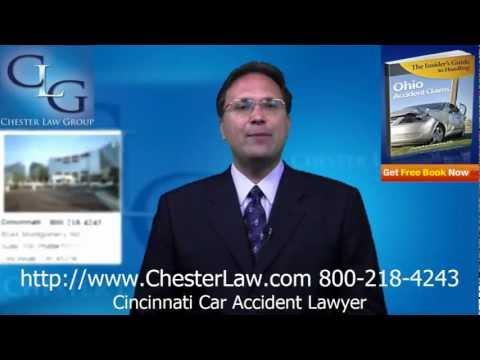 Cincinnati Car Accident Lawyer What Is 3 Times Medical Bills