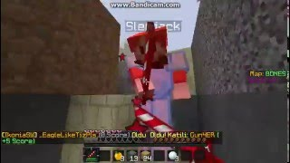 Minecraft SkyWars #1 Cacnes Time And Victory