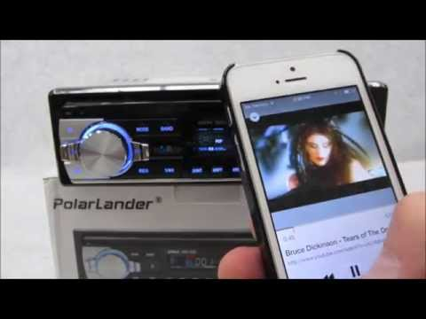 PolarLander chinese ultra cheap radio under 30 dollar USB bluetooth review