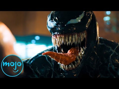 Top 10 Best Moments from Venom (2018)