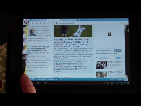Maxthon Mobile Browser HD la nostra review | AndroidBlog.it