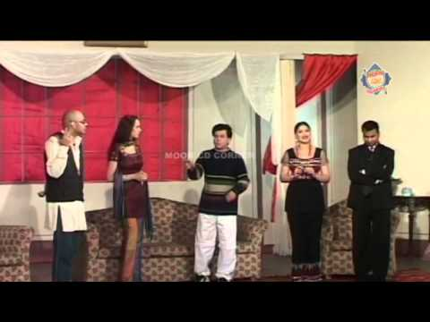 Rolay Teddy De Pakistani Stage Drama Full Comedy Show 2015 video
