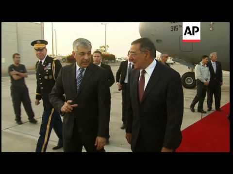 U.S. Defence Secretary arrives in Israel as part of Mideast tour