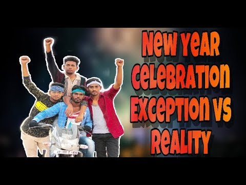 NEW YEAR CELEBRATION | EXPECTIONS VS REALITY | KADAPA DIARIRS | KADAPA COMDEY