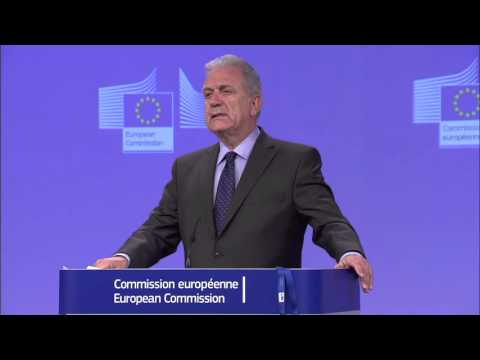 Remarks by Commissioner Avramopoulos at the Readout of the College Meeting of 20 April 2016