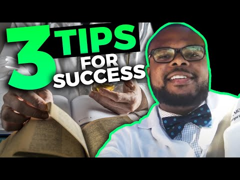My Top 3 Success Tips...For Every Student!