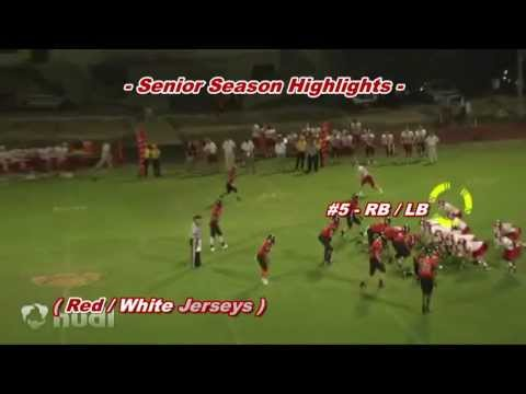Senan Jaber - Senior Season Highlights