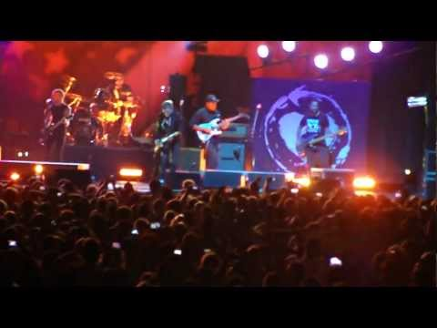 Rise Against with Tom Morello, Wayne Kramer and Brian Fallon! The Ghost of Tom Joad!!