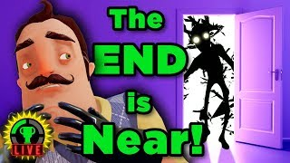 This is GOOD-BYE, Neighbor! | Hello Neighbor Ending (Official Release - Part 5)
