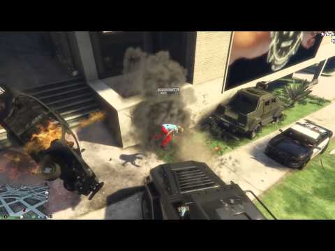 GTA 5 Online - Как бороться с читерами