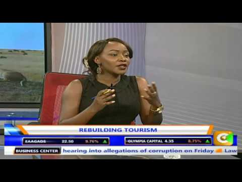 Business Centre: State of Kenya's Tourism Sector