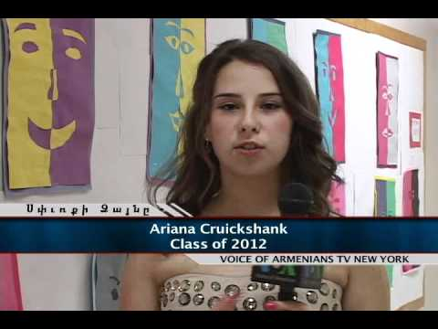 Hovnanian School's 2012 Graduation