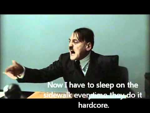 Hitler Finds Out His Mom Was Raped. video
