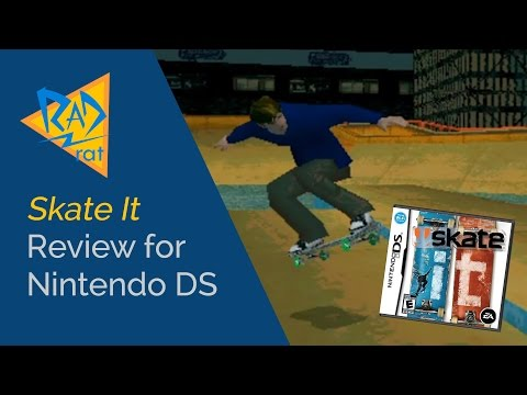 Skate It Review For Nintendo DS
