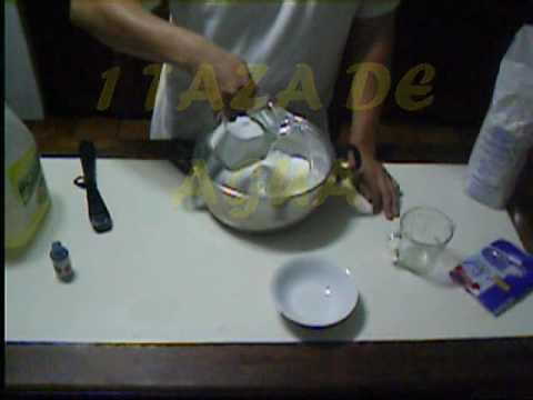 receta para plastilina casera
