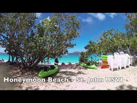 Virgin Islands Best Beaches - Virgin-szigetek tengerpartok
