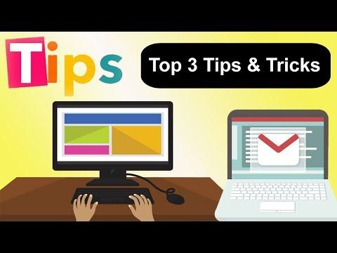சிறந்த 3 அட்டகாசமான Tips | Computer Tips and Tricks in Tamil