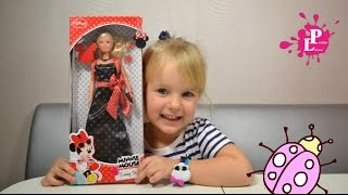 ✿ Кукла Steffi.Doll Steffi Minnie Mouse