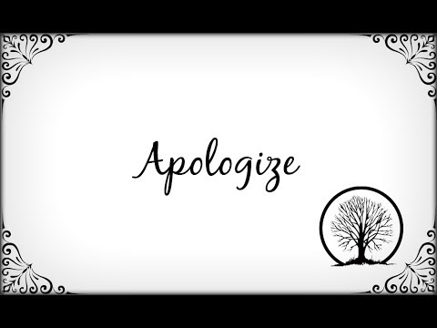 One Republic - Apologize (lyrics) video
