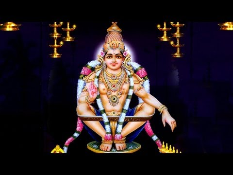 Ayyappa Swamy Songs - Ayyappa Suprabhatam video