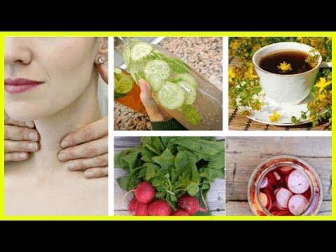 Heilpflanzen für die Regulierung der Schilddrüse