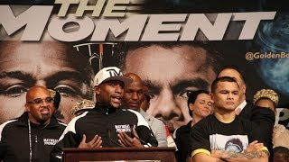 "MAYWEATHER VS. MAIDANA Post Fight: ""Enough Words, Just Give Me The Muthafuckin Rematch!"