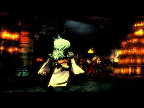 Misc Computer Games - Final Fantasy 9 - Mount Gulug