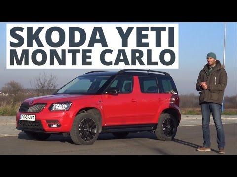Skoda Yeti Monte Carlo 2.0 TDI 170 KM 4X4, 2014 – test AutoCentrum.pl #153