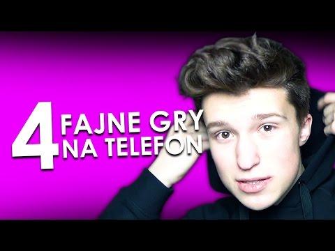 4 FAJNE GRY NA TELEFON! (znowu)