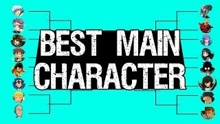 DEBATING THE BEST ANIME MAIN CHARACTER - TOURNAMENT ARC (Rant Cafe #81)