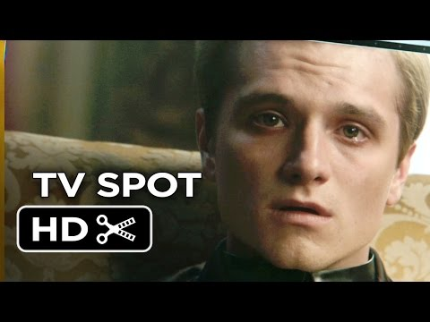 The Hunger Games: Mockingjay - Part 1 TV SPOT - Most Anticipated (2014) - THG Movie HD