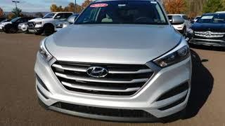 New 2018 Hyundai Tucson Wilkes-Barre PA Scranton, PA #K18535