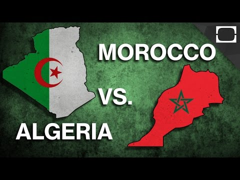 Why Do Algeria And Morocco Hate Each Other?