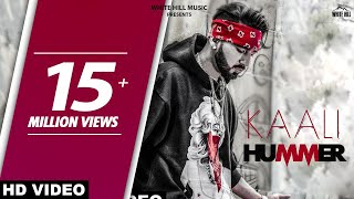 MANINDER BUTTAR - KAALI HUMMER (Full Song) Happy Raikoti | Karan Aujla | Latest Punjabi Songs 2018