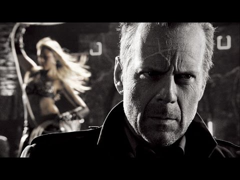 THE MOVIE ADDICT REVIEWS Sin City (2005)
